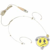 Microfone Cabeça Headset Karsect Ht3c Mini Xlr O F E R T A