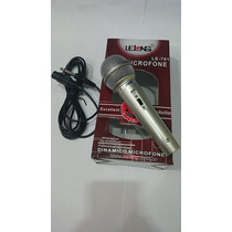 Microfone Profissional Karaoke