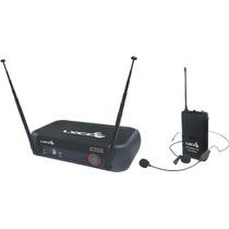 Microfone Sem Fio De Cabeça E Para Instrumento Lyco 102prohl