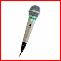 Knup Microfone Metal Kp-m0002 Dinâmico Karaoke Frete Gratis