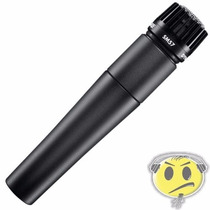 Microfone Shure Sm57-lc Original - Loja Credenciada Shure