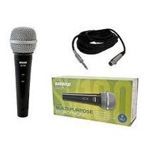 Microfone Shure Sv100 Original
