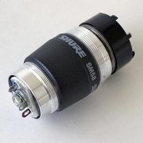 Capsula Para Microfone Shur E Sm 58 Sm58 C Fio Id1983