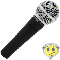 Microfone Shure Sm58-lc Original - Loja Kadu Som