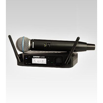Microfone Shure Glxd24/beta58a
