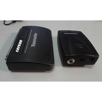 Sistema Sem Fio P/ Instrumentos, Transmissor E Receptor Vhf.