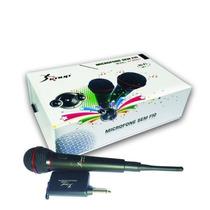 Microfone Sem Fio Profissional Completo Knup -muito Barato
