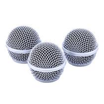 Globo Grelha Grille Microfone Shure Sm58 Sm 58 Beta 58a 58 A