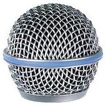 Globo Pra Microfone Com Fio E Sem Fio Shure Beta 58