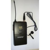 Transmissor Shure Slx1 Slx 1 Para Mic- Frete Grátis - Id8888