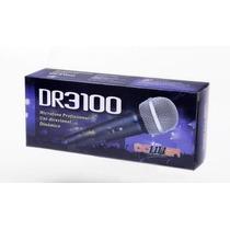 Microfone Donner Profissional Uni-direcional Dinâmico Dr3100