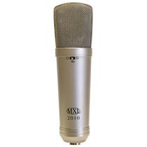 Mxl 2010 Microfone Condensador Multi Pattern P/ Studio
