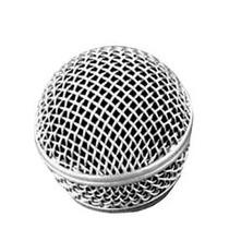 Globo (grille) Para Microfone Shure Sm58