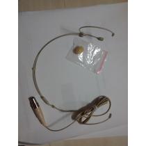 Microfone Heardset Auricular Ht3c Igual Shure Countryman