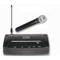 Microfone Sem Fio Csr 104h Vhf Mão Profissional Frete Gr