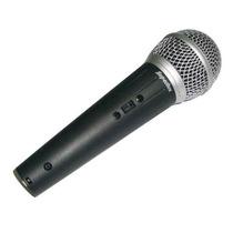 Microfone Profissional Superlux D103/02p C/ Cabo Xlr P10