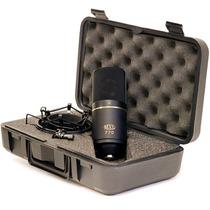 Mxl 770 Microfone Condensador Studio Garantia 1 Ano Nf-e