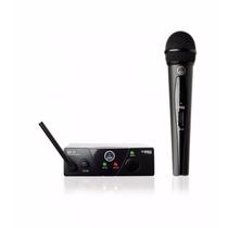 Microfone Sem Fio Akg Wms 40 Pro Mini - Garantia 1 Ano E Nfe