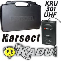 Transmissor Karsect Instrumento Sem Fio Kru 301 Profissional