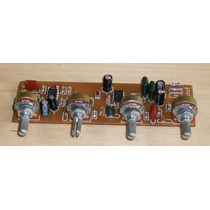 Kit Pre Amplificador Multi Uso