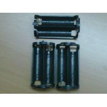 Suporte De Pilha Para Transmissor Shure De Mão Pgx2 E Slx2