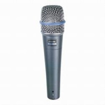 Microfone Shure Beta57a - Beta 57a Com Garantia