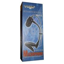 Microfone Yoga Em714 Para Saxofone Alta Qualidade!