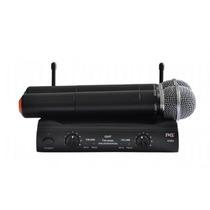 Microfone S/ Fio Uhf U-585 Mao/mao Jwl