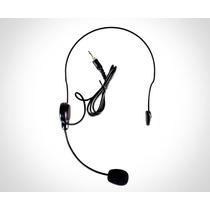 Microfone Com Fio Tsi Hs Ms 215 C Headset Plug P2 - 66895