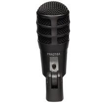 Microfone P/ Instrumentos E Bumbo - Pra 218 A - Superlux
