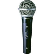 Microfone Leson Sm 58 Plus - Pronta Entrega