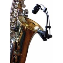 Microfone Yoga P/ Sopro Em714 C/ Fio Ideal Saxofone - 10054