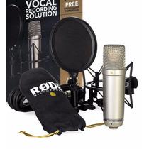 Microfone Condensador Rode Nt1a Nt1-a Profissional Estudio
