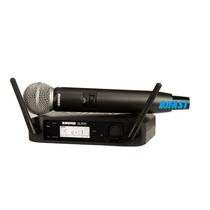 Microfone Shure Glxd24/sm58