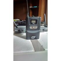 Microfone Jts In64tb / Cm-501 S/ Fio De Lapela E P/guiatarra