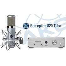 Microfone Akg Perception 820 Tube