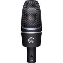 Akg C3000 Microfone Condensador Studio E Gravação