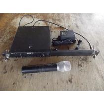 Microfone Sem Fio Shure Beta E Receptor Uc4 Com Fonte