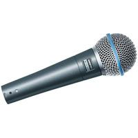 Microfone Shure Beta58a Novo-com Nf E Termo De Legitimidade