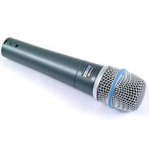 Microfone Shure Beta 57a Promoçao