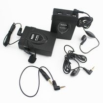Boya Microfone S/ Fio By- Wm5 2.4ghz Mic Ds+lapela Até 50mts