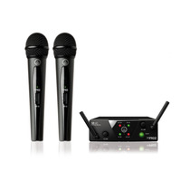 Microfone Duplo Wms40 Mini 2 Vocal - Akg