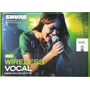 Microfone Shure Blx24/beta58