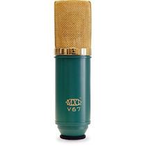 Microfone Condensador Mxl V67g