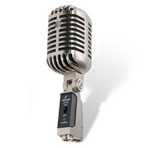 Sjuro Microfone Arcano Vintage Vt-45 Com Maleta Lindo