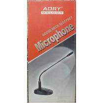 Microfone Gooseneck Profissional