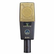 Microfone Condensador Akg C414 Xl Ii   Frete Gratis
