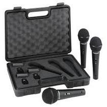 Microfone Behringer Xm 1800s Kit C/3 ++ General Som ++