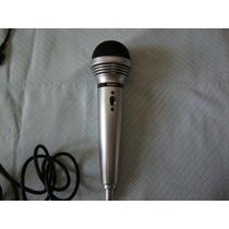 Microfone Aywa Karaokê Dm H-200.
