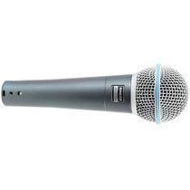 Microfone Shure Beta58a - Frete Grátis-acessórios Completos